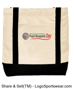IPM Day Tote Bag Design Zoom