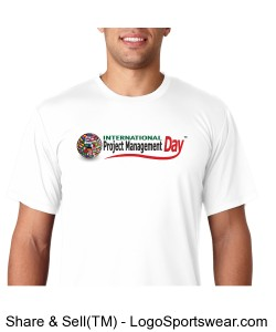 IPM Day White T-Shirt Design Zoom